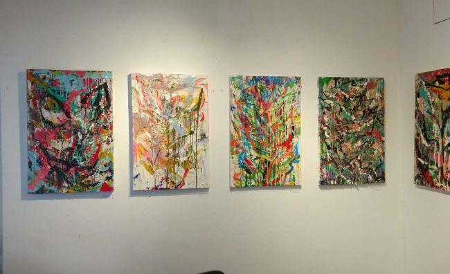 Sean Semones, Recent Work