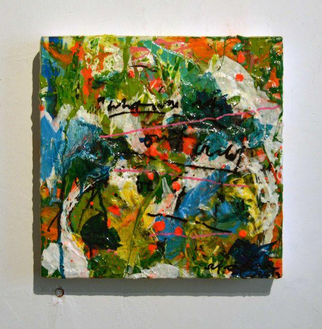 2020 Fall Season Sean Semones painting - 046