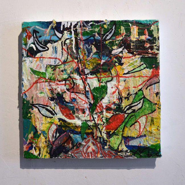 2020 Fall Season Sean Semones painting - 047