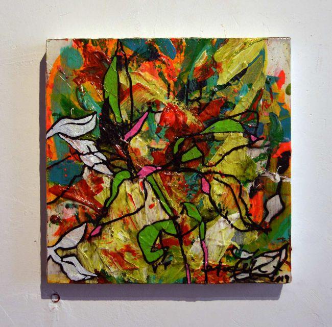 2020 Fall Season Sean Semones painting - 049