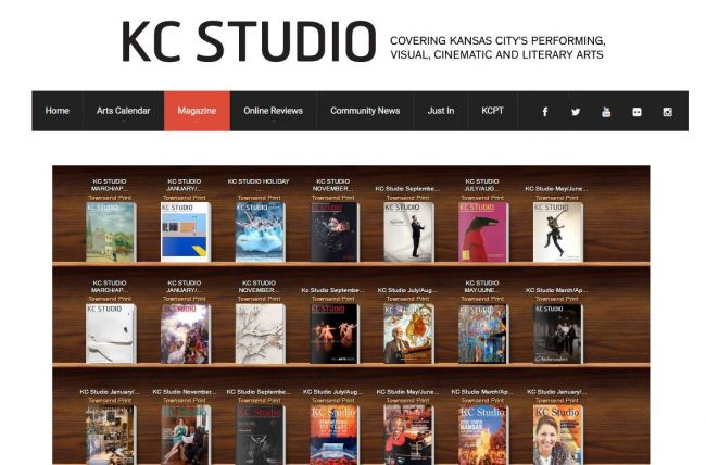 KC Studio archive page
