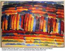Wilbur Niewald Painting
